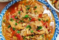 好吃到汤都不剩的番茄肥牛金针菇汤的做法