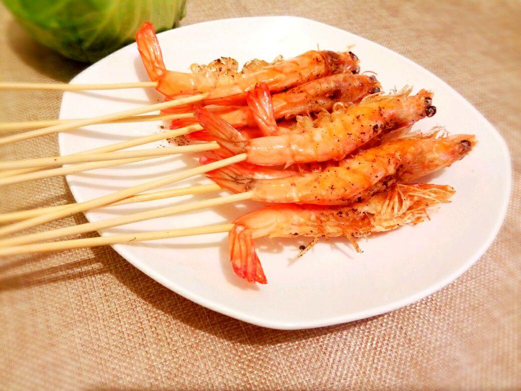 椒盐对虾的做法_【图解】椒盐对虾怎么做如何做好吃