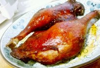 烤鸭腿的做法