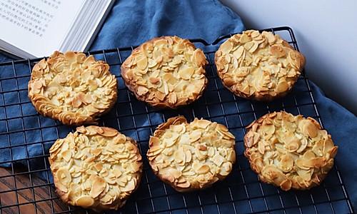 薄脆饼干:杏仁瓦片丨墨西娘的做法