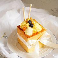 夏日里的面包诱惑,自己在家也能做餐厅大受欢迎的冰淇淋甜品