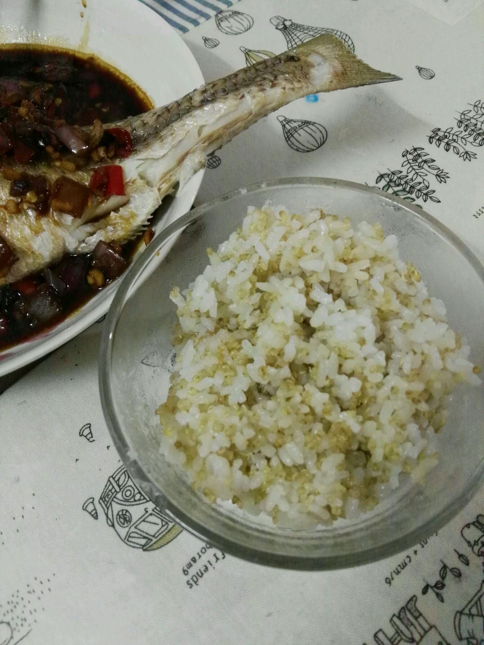 藜麦米饭的做法步骤