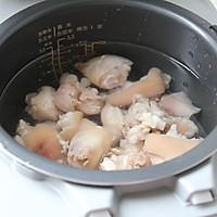 【花生煲猪脚】吃出好肌肤的做法图解4
