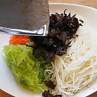 炝拌三丝——菁选酱油试用菜谱的做法图解9