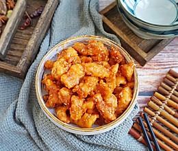茄汁鸡排条#我们约饭吧#的做法
