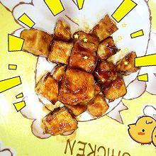 酸甜豆腐块