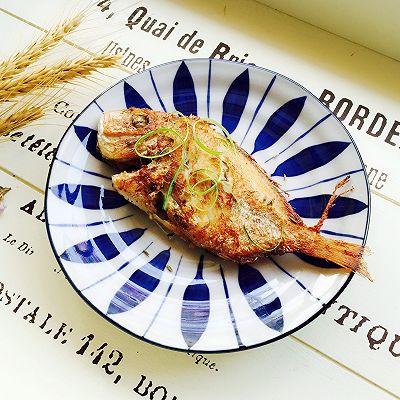 香煎孜然红鲷鱼