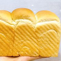 ‼️一次发酵㊙️奶香十足的手撕面包的做法图解12