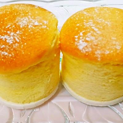 酸奶纸杯蛋糕