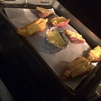 芝士焗番薯的做法图解13