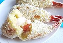 减脂增肌餐~土豆虾球的做法