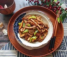 青椒香干炒肚丝#花10分钟,做一道菜!#