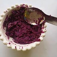 紫薯三明治的做法图解2