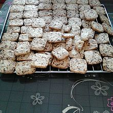新手学做--红枣黄油曲奇饼干