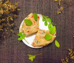 ㊙️想不瘦都难的快手餐--烤龙利鱼饼的做法