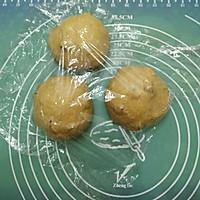 红糖甜枣吐司的做法图解10