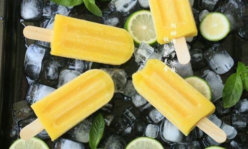 朗姆酒菠萝冰棒的做法