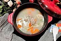#憋在家里吃什么#营养增质浓汤-排骨莲藕汤的做法