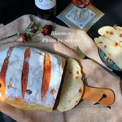 布鲁姆面包(改良一次发酵法)