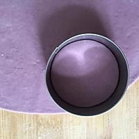 紫薯玫瑰花蛋糕的做法图解15