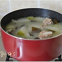 冬瓜海带排骨汤的做法图解7