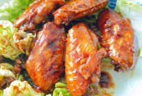 酱香鸡翅的做法