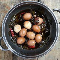 打造经典难忘的立夏蛋=五香茶叶蛋的做法图解14