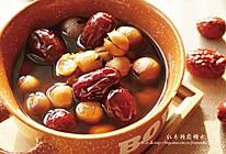 红枣桂圆糖水的做法