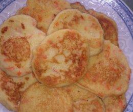 豆渣小饼的做法