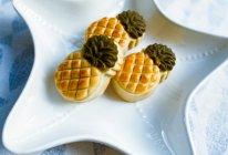 莲蓉肉松芝麻香月饼的做法