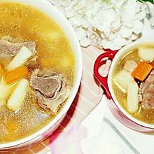 对孩子特别好的汤汤水水,能预防夏季病!山药排骨汤