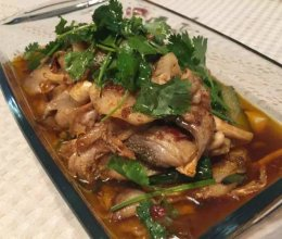 简单又美味---居家烤鱼的做法