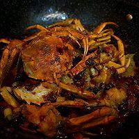 香辣蟹炒年糕---又到一年吃蟹时的做法图解21
