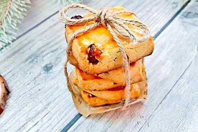 香浓酥松の蔓越莓奶酥饼干