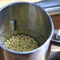 关于豆浆:干豆磨浆好还是泡豆磨浆好的做法图解3