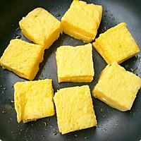 #花10分钟,做一道菜!#好吃到爆的港式西多士的做法图解9