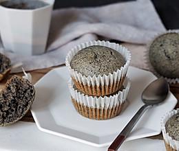 快手黑芝麻蛋糕#美味烤箱菜,就等你来做!#的做法
