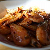 香辣多汁北极虾