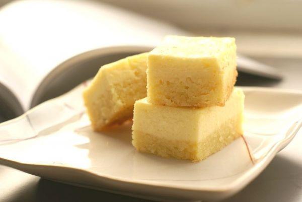 杏仁乳酪蛋糕条的做法