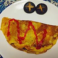 蛋包饭(酱油炒饭)