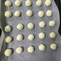 蛋白椰蓉球的做法图解8