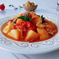 培根薄荷蔬菜汤的做法图解8