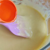 原味松饼(无泡打粉版)的做法图解8