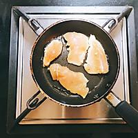 #321沙拉日#鸡肉小汉堡的做法图解2