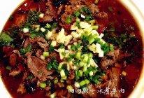 正宗四川家常菜水煮牛肉#肉肉厨的做法