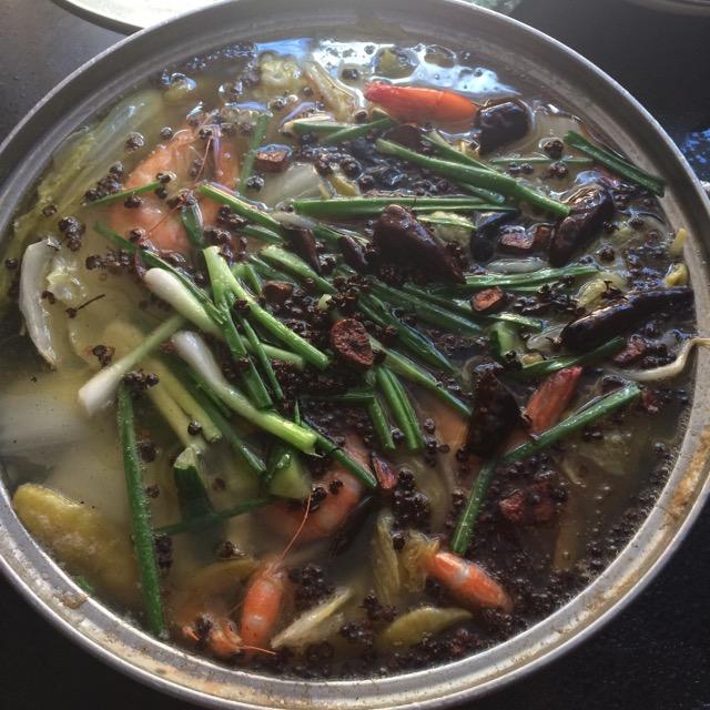 水煮三鲜的做法_【图解】水煮三鲜怎么做如何做好吃
