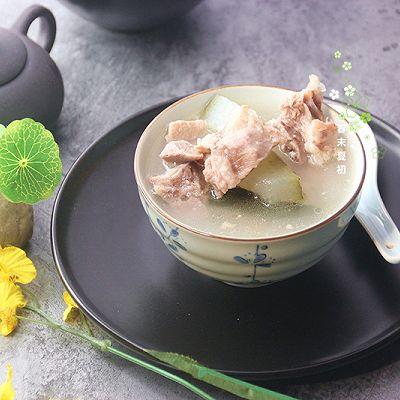 冬瓜瑶柱猪骨汤