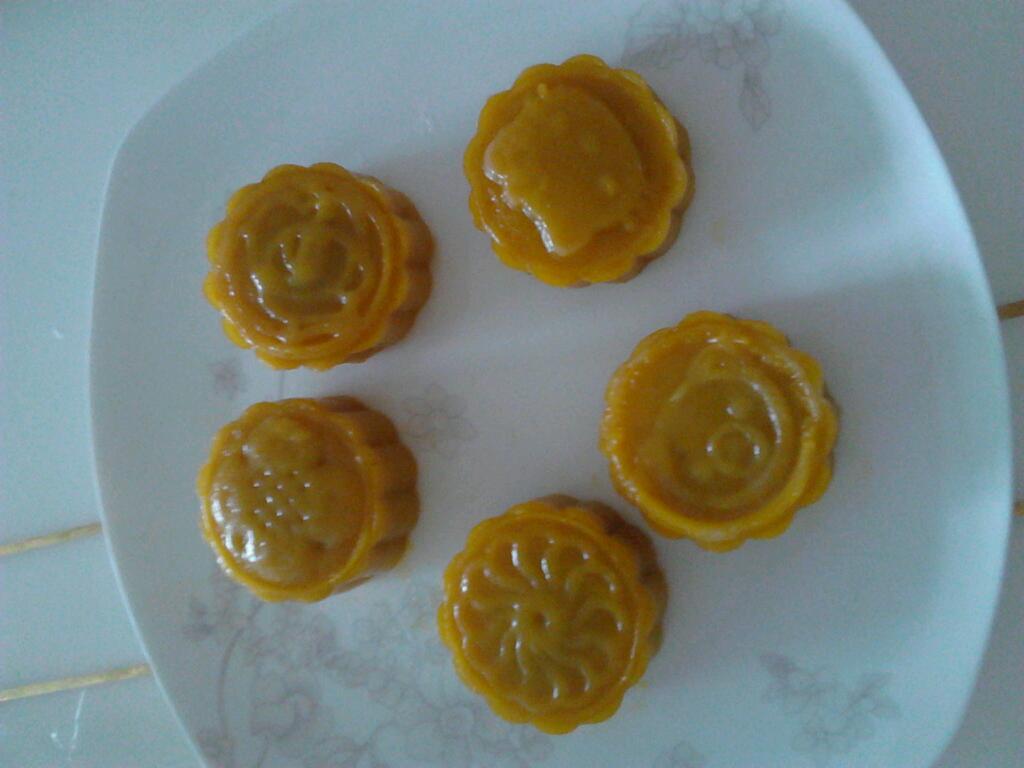 南瓜月饼的做法_【图解】南瓜月饼怎么做好吃_紫蓦