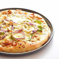 COUSS特约食谱——金枪鱼培根披萨的做法图解14