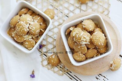 杏仁鸡蛋脆饼